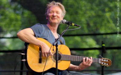 """Thilo Martinho  """"Ein Singer-Songwriter Reise zwischen Bossa-Nova, Latin und World Music"""""""