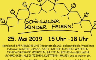 Kinderfest 25. Mai